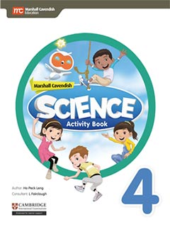 Marshall Cavendish Science Acitvity Book 4