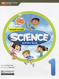 Marshall canvendish Science Activity Book 1
