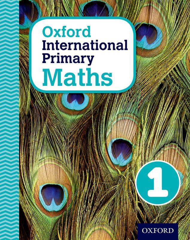 Oxford International Primary Maths-Book 1(Textbook)