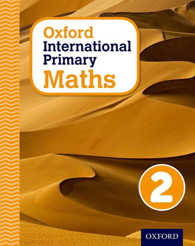 Oxford International Primary Maths Book-2 (Textbook)