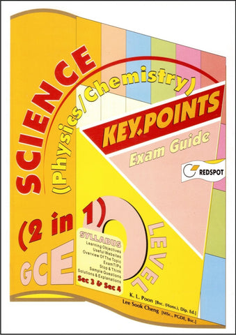 Cambridge O-Level Combined Sciences Physics/Chemistry (5129) Key Points RedSpot