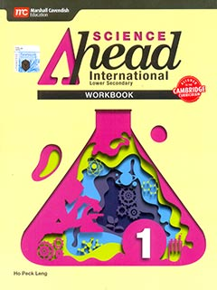 Science Ahead – International Lower Secondary (WorkBook 1)