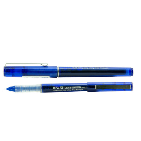 M&G SI-PEN ROLLERBALL PEN 01 PIECE Blue