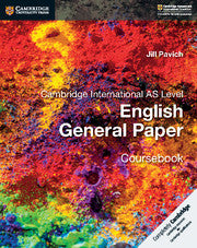 Cambridge International AS/A-Level English General Paper (8001/8004) CourseBook