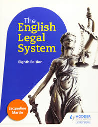 Cambridge English Legal System for AS/A-Level Law (9084) Eight Edition (Low Price Edition)