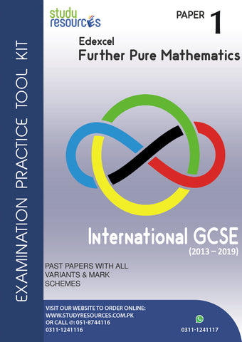Edexcel IGCSE Further Pure Mathematics Paper-1 Past Papers (2013-2019)