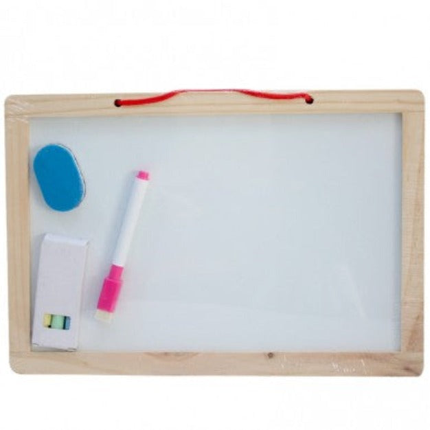 65 Pieces Wooden Writing and Activity Board