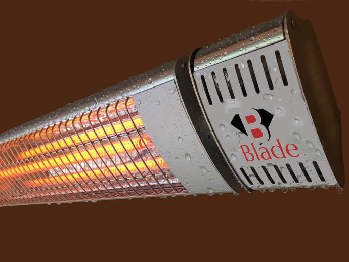 The Most Energy Efficient Patio Heater on the Market