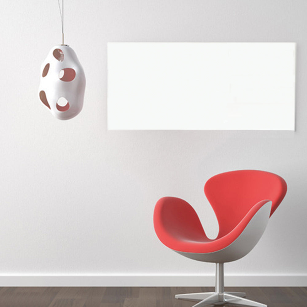 800 Watt White Aluminium Panel Infrared Heater