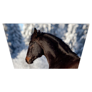 Aluminium Printed Panel Heater 500Watt - Galloping Horse