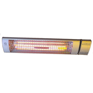 1800 Watt Blade Infrared Patio Heater with Remote | IP65 Rated