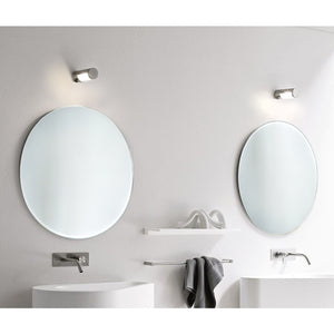 Single Round Mirror 500Watt