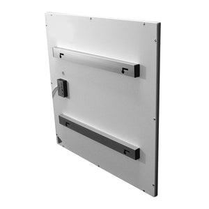 Aluminium White Panel Heater 350Watt