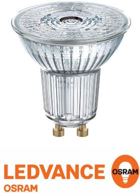 OSRAM LEDVANCE | Osram Ledvance GU10 5W  Led Superstar Par16 6500k 350lm Dimmable | LED GU10