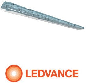 OSRAM LEDVANCE | Osram Ledvance Damp Proof 2 X 5ft Fitting Wired For Led | DAMP PROOF