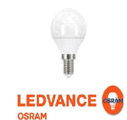 OSRAM LEDVANCE | Osram Ledvance Golf Ball LED 5.5w  E14 Led Non-Dim Warm - Frosted | LED GOLFBALL