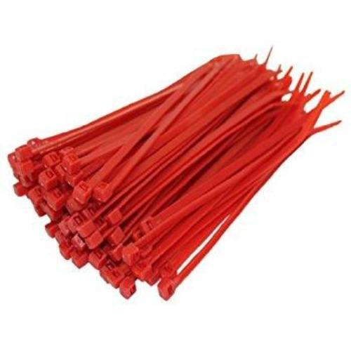 HELLERMANN | HellermanTyton T120RRED CABLE TIES 388MM X 7.8MM-50 RED
