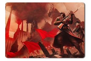 Mouse pad  Game Assassins Creed Chronicles 01- 21.5 X 27 X 0.3cm