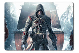 Mouse pad  Game Assassins Creed Rogue 01- 21.5 X 27 X 0.3cm