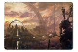 Mouse pad  Game Asuras Wrath 01- 21.5 X 27 X 0.3cm