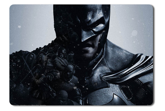 Mouse pad  Game Batman Arkham Origins 02- 21.5 X 27 X 0.3cm