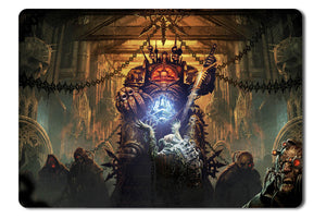 Mouse pad  Game Battlefleet Gothic Armada 01- 21.5 X 27 X 0.3cm