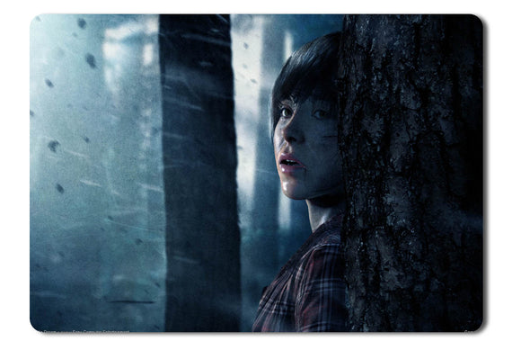 Mouse pad  Game Beyond Two Souls 01- 21.5 X 27 X 0.3cm