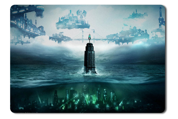Mouse pad  Game Bioshock The Collection 01- 21.5 X 27 X 0.3cm