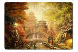 Mouse pad  Game Blade And Soul 02- 21.5 X 27 X 0.3cm