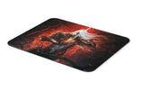 Mouse pad  Game Castlevania Lords Of Shadow   Mirror Of Fate 01- 21.5 X 27 X 0.3cm