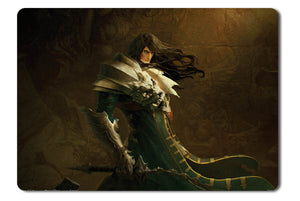 Mouse pad  Game Castlevania Lords Of Shadow   Mirror Of Fate 02- 21.5 X 27 X 0.3cm