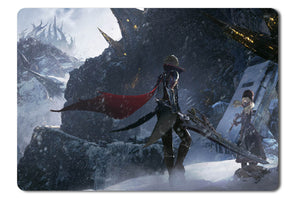 Mouse pad  Game Code Vein 02- 21.5 X 27 X 0.3cm