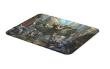 Mouse pad  Game Counter Strike Nexon Zombies 01- 21.5 X 27 X 0.3cm