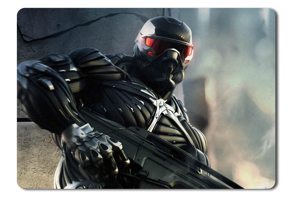 Mouse pad  Game Crysis 2 01- 21.5 X 27 X 0.3cm