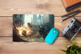 Mouse pad  Game Crysis 2 02- 21.5 X 27 X 0.3cm