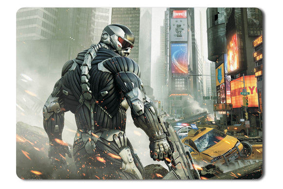 Mouse pad  Game Crysis 2 09- 21.5 X 27 X 0.3cm