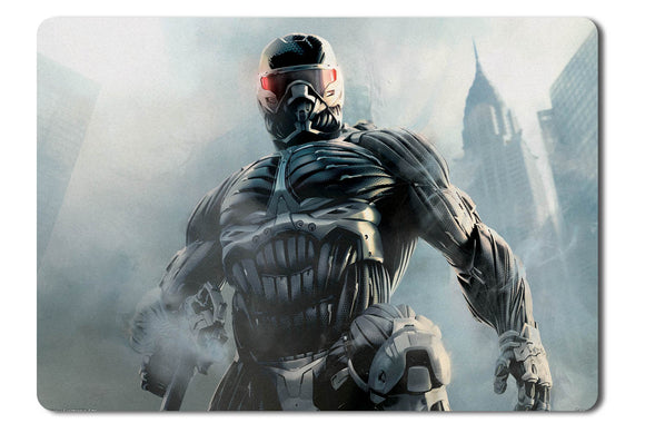 Mouse pad  Game Crysis 2 11- 21.5 X 27 X 0.3cm