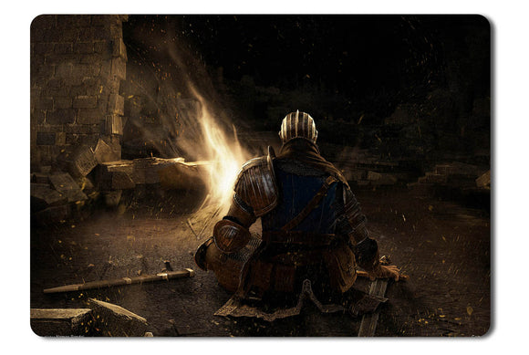 Mouse pad  Game Dark Souls 01- 21.5 X 27 X 0.3cm
