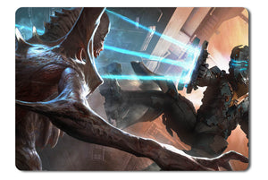 Mouse pad  Game Dead Space 2 03- 21.5 X 27 X 0.3cm