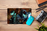 Mouse pad  Game Dead Space 2 04- 21.5 X 27 X 0.3cm
