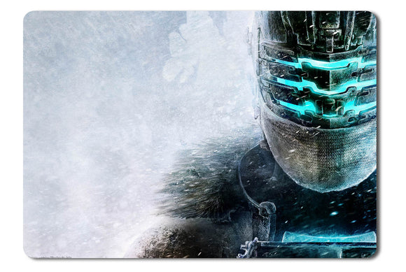 Mouse pad  Game Dead Space 3 01- 21.5 X 27 X 0.3cm