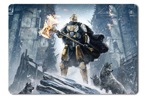 Mouse pad  Game Destiny Rise Of Iron 01- 21.5 X 27 X 0.3cm