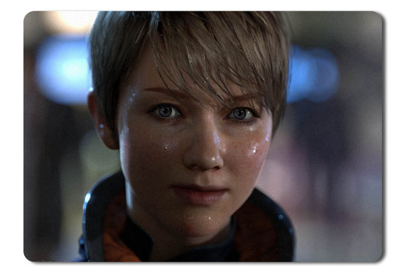 Mouse pad  Game Detroit Become Human 01- 21.5 X 27 X 0.3cm