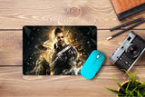Mouse pad  Game Deus Ex Mankind Divided 01- 21.5 X 27 X 0.3cm