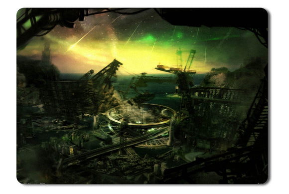 Mouse pad  Game Devils Third 01- 21.5 X 27 X 0.3cm