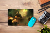 Mouse pad  Game Devils Third 02- 21.5 X 27 X 0.3cm