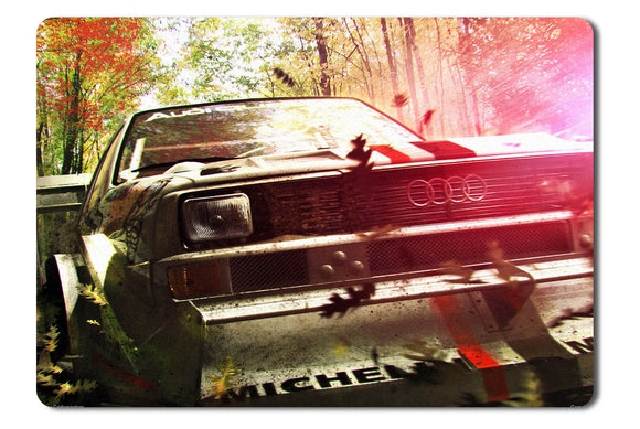 Mouse pad  Game Dirt 3 01- 21.5 X 27 X 0.3cm