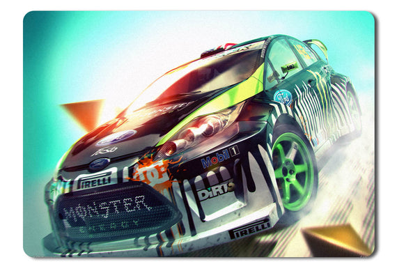 Mouse pad  Game Dirt 3 03- 21.5 X 27 X 0.3cm