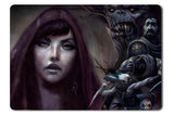 Mouse pad  Game Dragon Age Origins 01- 21.5 X 27 X 0.3cm