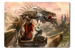 Mouse pad  Game Dragon Eternity 01- 21.5 X 27 X 0.3cm